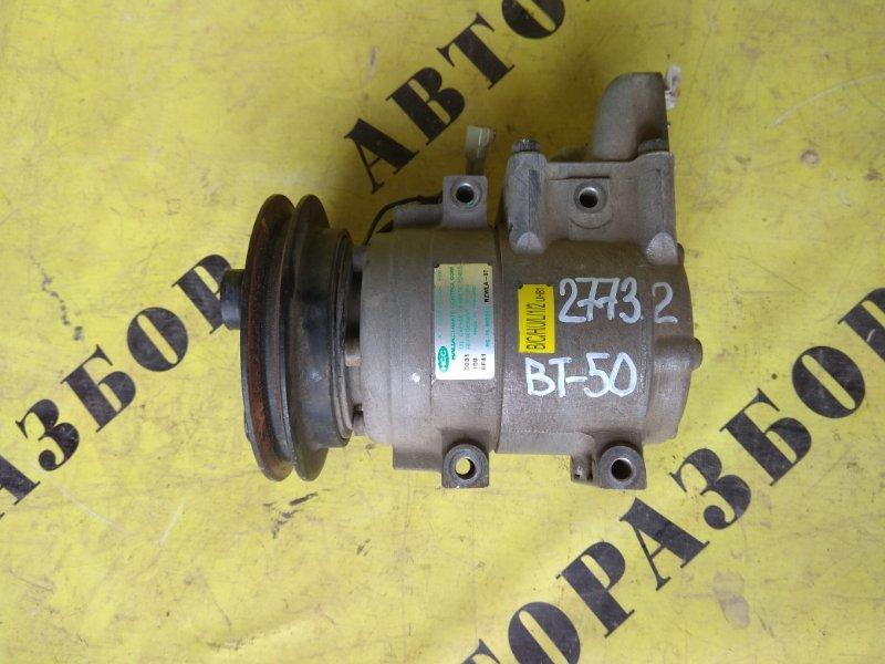 Компрессор кондиционера Mazda Bt50 Bt-50 2006-2012 2.5 WL TDI 143 Л/С 2008