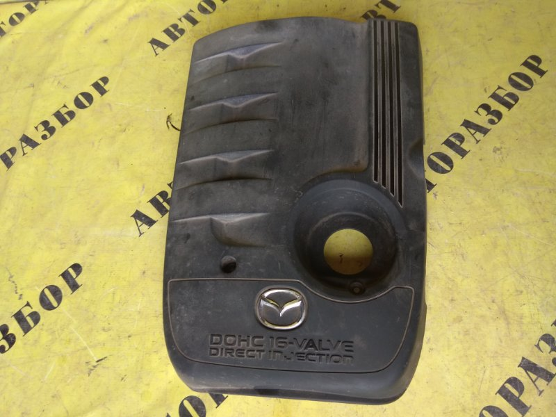 Декоративная накладка двигателя Mazda Bt50 Bt-50 2006-2012 2.5 WL TDI 143 Л/С 2008