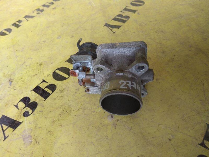 Заслонка дроссельная Mazda Bt50 Bt-50 2006-2012 2.5 WL TDI 143 Л/С 2008