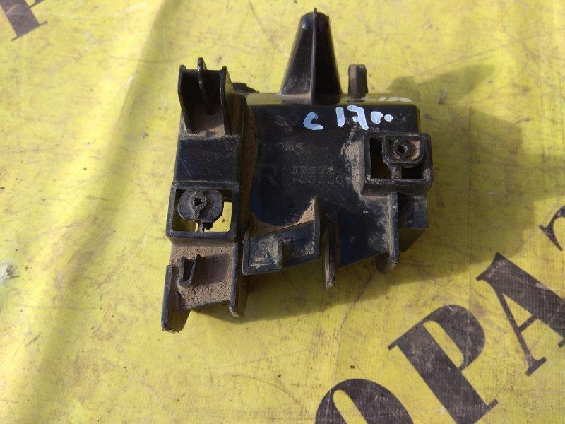Кронштейн заднего бампера правый Toyota Land Cruiser Prado 150 2009-H.b.