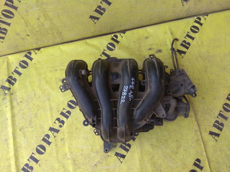 Коллектор впускной Ford Focus 2 2008-2011 СЕДАН 1.8 QQDB 125 Л/С 2008
