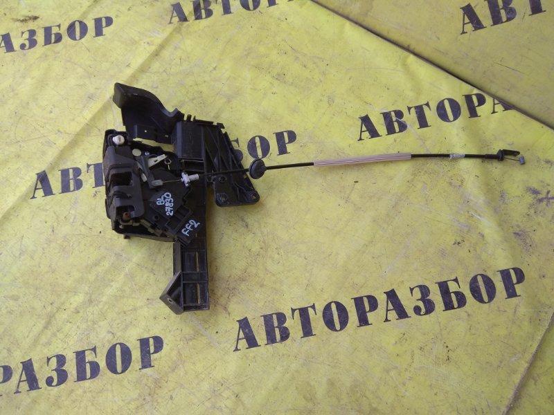 Замок двери задней левой Ford Focus 2 2008-2011 СЕДАН 1.6 SIDA 115 Л/С 2008