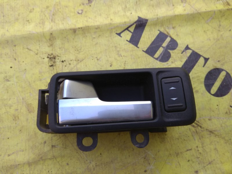 Ручка внутренняя двери задней левой Ford Focus 2 2008-2011 СЕДАН 1.6 SIDA 115 Л/С 2008