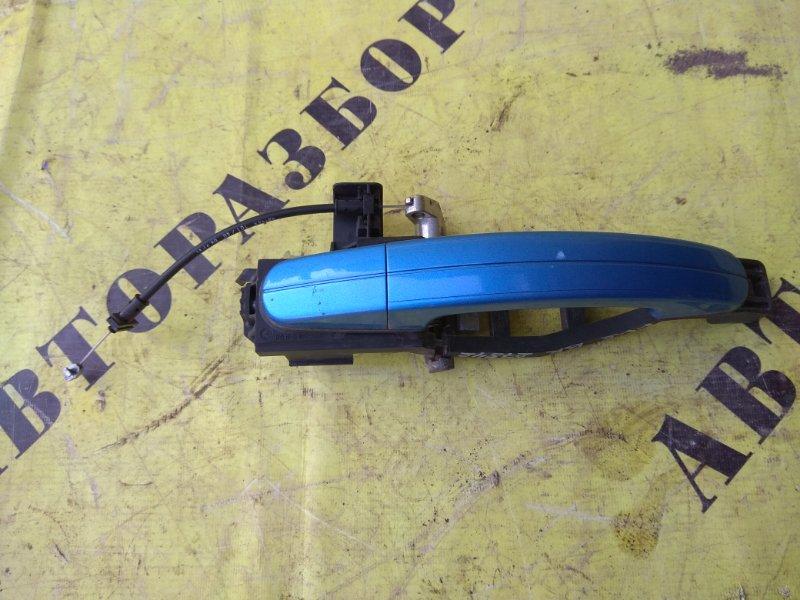 Ручка двери задней правой наружняя Ford Focus 2 2008-2011 СЕДАН 1.6 SIDA 115 Л/С 2008