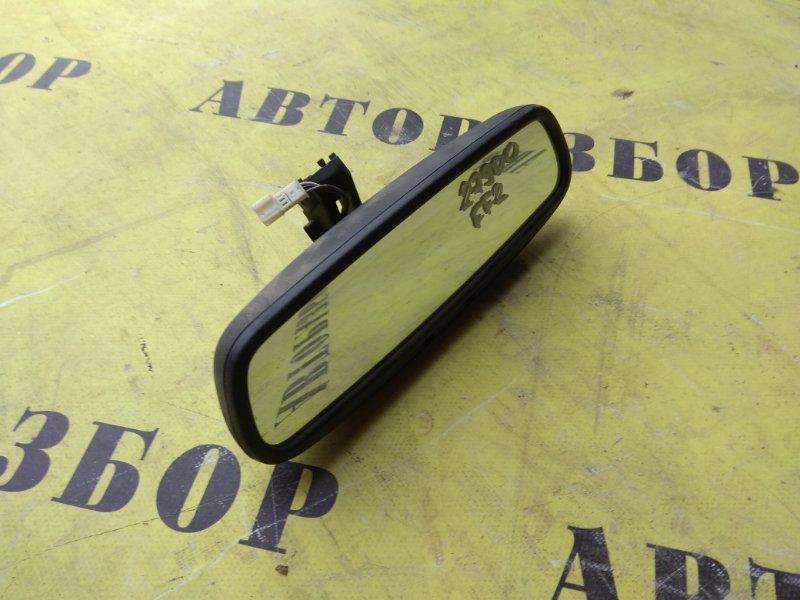 Зеркало заднего вида Ford Focus 2 2008-2011 СЕДАН 1.6 SIDA 115 Л/С 2008