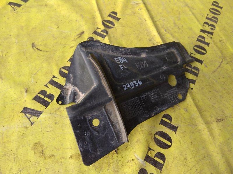 Пыльник переднего бампера Bmw X1 E84 2009-2014
