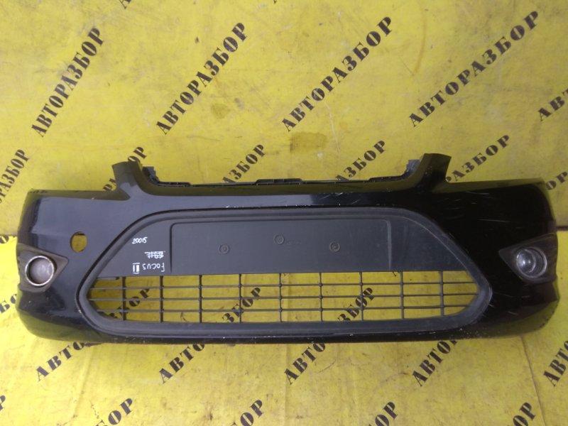 Бампер передний Ford Focus 2 2008-2011 СЕДАН 1.8 QQDB 125 Л/С 2008