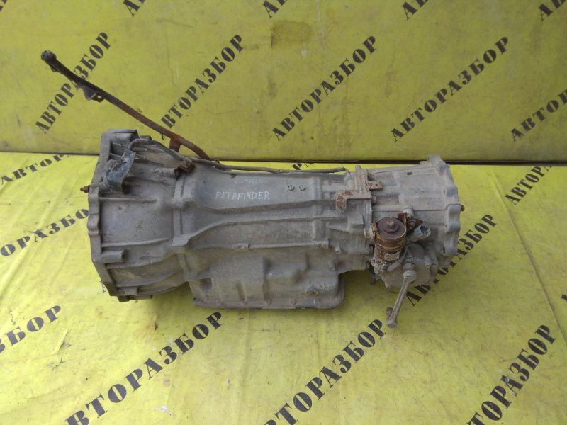 Акпп (автоматическая коробка переключения передач) Nissan Pathfinder (R51M) 2004-2013 2.5 YD25DDTI 2006