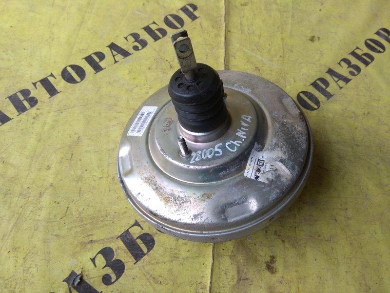 Усилитель тормозов вакуумный Chevrolet Niva 1.7 2008