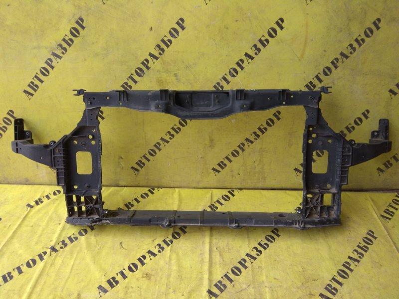Рамка радиаторов (панель передняя) Hyundai I40 2011-H.b.