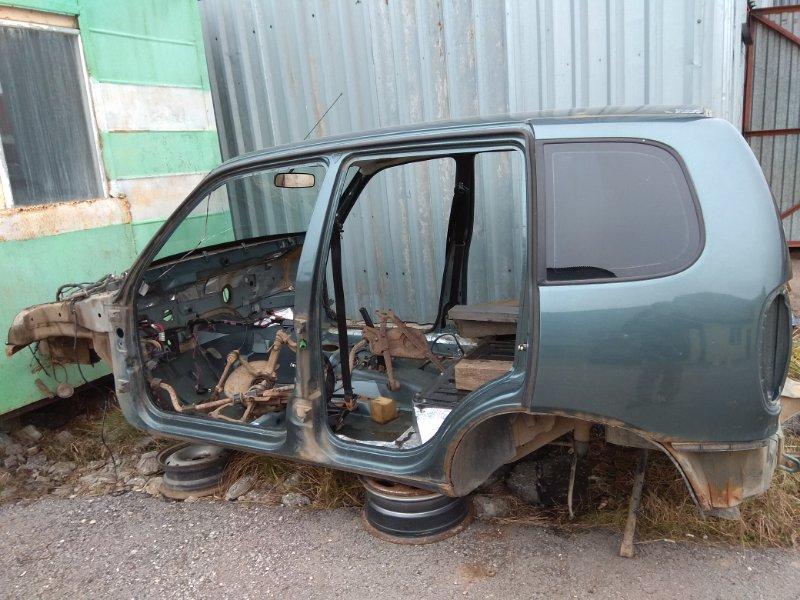 Кузовной элемент Chevrolet Niva 1.7 2008