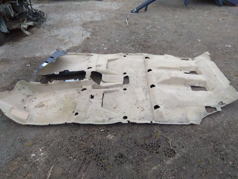 Покрытие напольное (ковролин) Lexus Rx350 2009-2015 3.5 2GRFE 2011