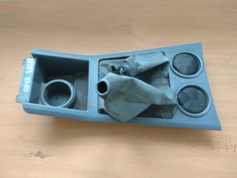 Консоль Mazda Bt50 Bt-50 2006-2012 2.5 WL TDI 143 Л/С 2008