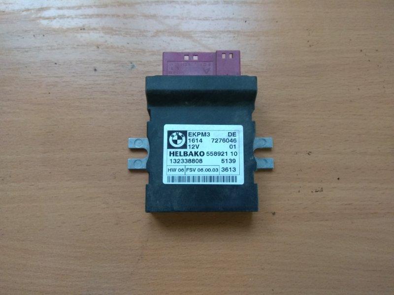 Блок электронный Bmw X1 E84 2009-2014