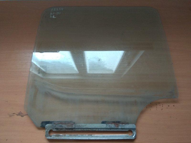 Стекло двери задней правой Mazda Bt50 Bt-50 2006-2012 2.5 WL TDI 143 Л/С 2008