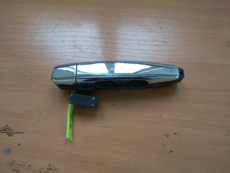Ручка двери задней левой наружняя Geely Mk 2008-2015