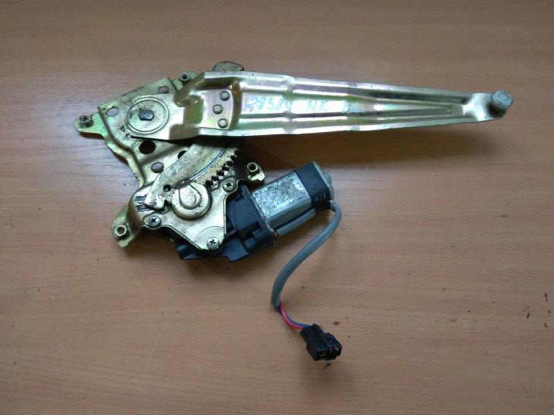 Стеклоподъемник задний левый Geely Mk 2008-2015