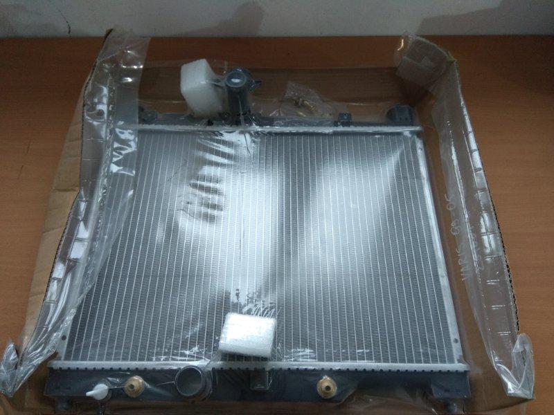 Радиатор охлаждения Toyota Yaris 1999-2005