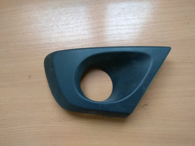 Накладка под птф правая Renault Duster 2012-H.b.