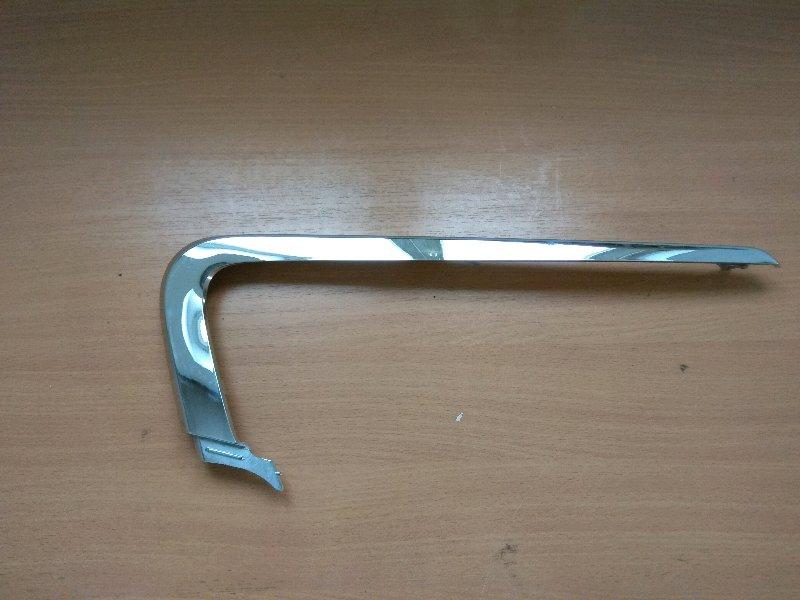 Накладка решетки радиатора Lada Vaz Vesta