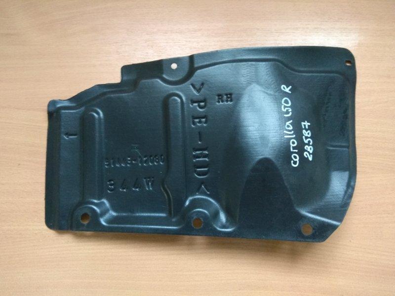 Пыльник Toyota Corolla 150 2006-2013