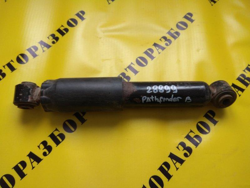 Амортизатор задний Nissan Pathfinder (R51M) 2004-2013 2.5 YD25DDTI 2006