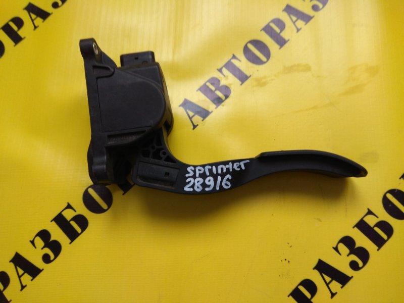 Педаль газа Mercedes Benz Sprinter 906 2006-2018 651955 M651 D22