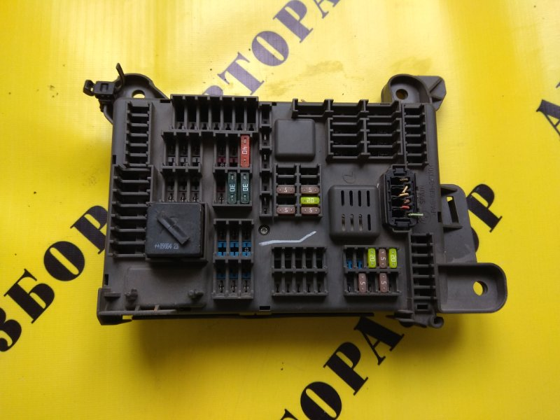 Блок предохранителей Bmw X5 E70 2007-2013