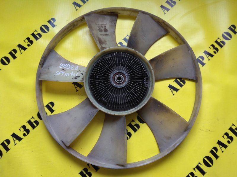 Вентилятор радиатора Mercedes Benz Sprinter 906 2006-2018 651955 M651 D22
