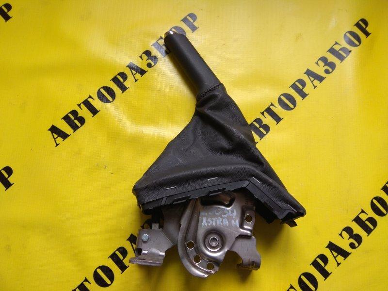 Рычаг стояночного тормоза (ручник) Opel Astra H 2004-2015 СЕДАН Z16XER 1 2013