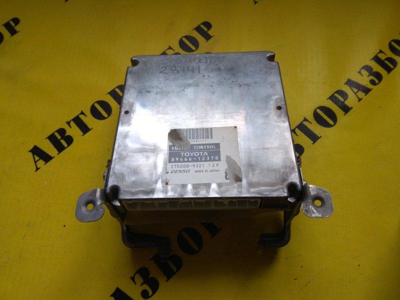 Блок управления двигателем Toyota Corolla 120 2001-2006 ХЭТЧБЕК 1.6 3ZZ-FE 110 Л/С 2006
