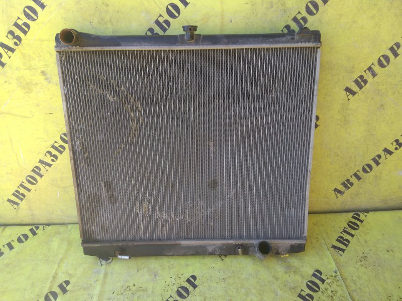 Радиатор охлаждения Toyota Land Cruiser 200 2008-H.b.