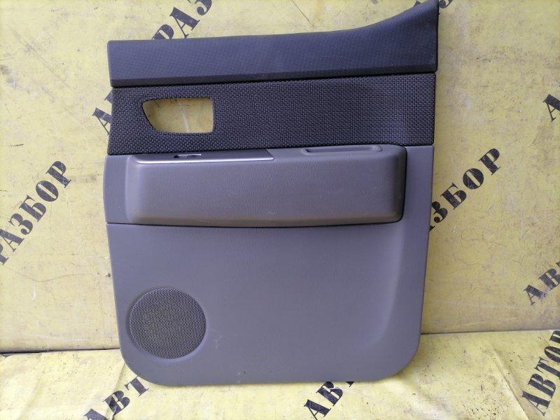 Обшивка двери задней правой Mazda Bt50 Bt-50 2006-2012 2.5 WL TDI 143 Л/С 2008