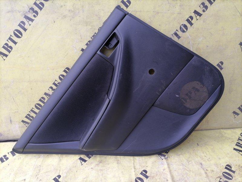 Обшивка двери задней левой Toyota Corolla 120 2001-2006 ХЭТЧБЕК 1.6 3ZZ-FE 110 Л/С 2006