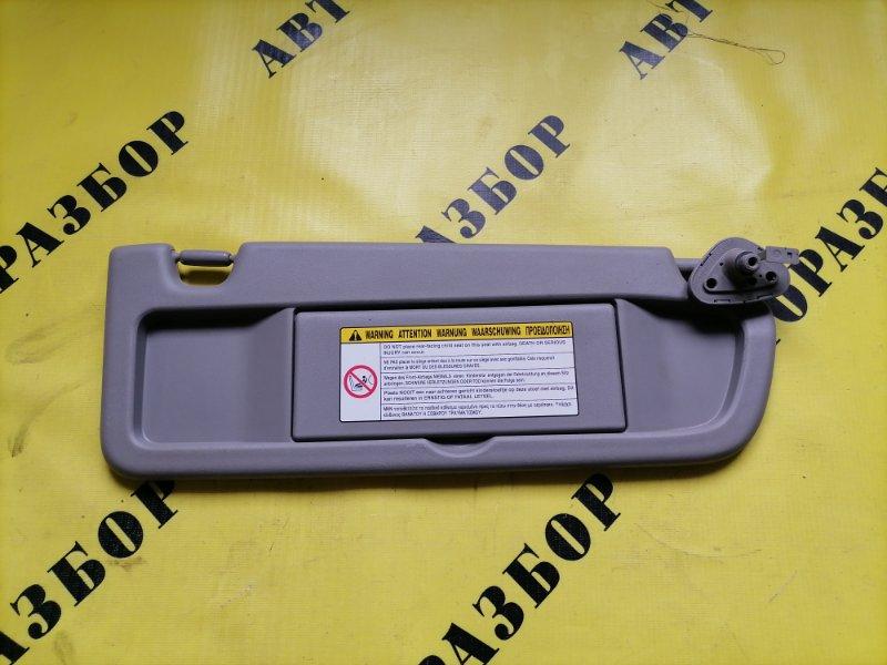 Козырек солнцезащитный Honda Civic 4D 2006-2012