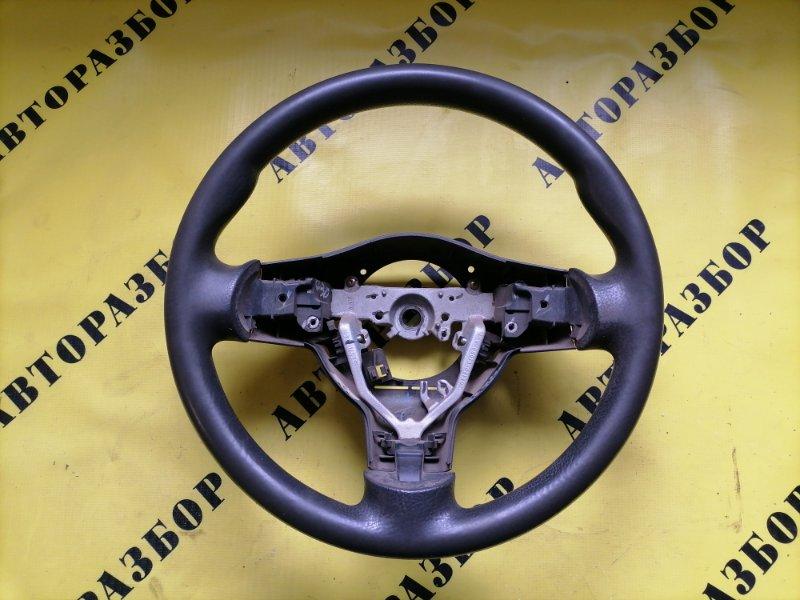 Рулевое колесо для air bag srs (без air bag) Toyota Corolla 120 2001-2006 ХЭТЧБЕК 1.6 3ZZ-FE 110 Л/С 2006