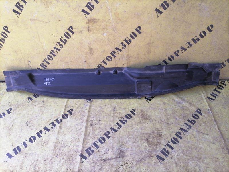Жабо (решетка стеклоочистителя) Ford Focus 2 2008-2011 СЕДАН 1.6 SIDA 115 Л/С 2008