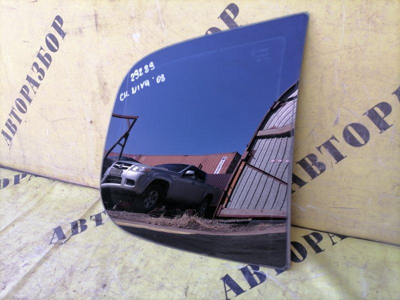 Стекло кузовное глухое заднее правое Chevrolet Niva 1.7 2008