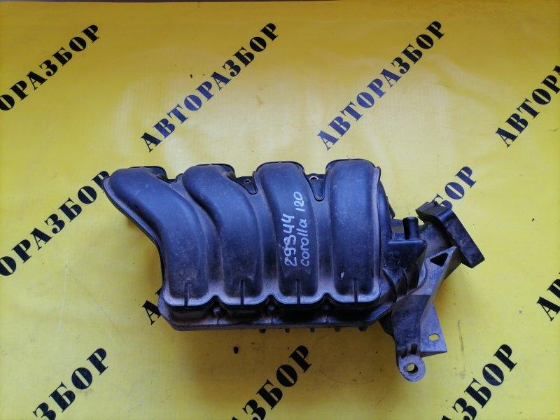 Коллектор впускной Toyota Corolla 120 2001-2006 ХЭТЧБЕК 1.6 3ZZ-FE 110 Л/С 2006