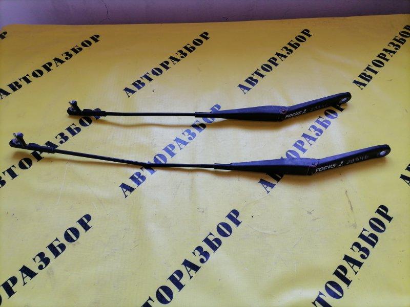 Поводок стеклоочистителя (дворников) Ford Focus 2 2008-2011 СЕДАН 1.8 QQDB 125 Л/С 2008