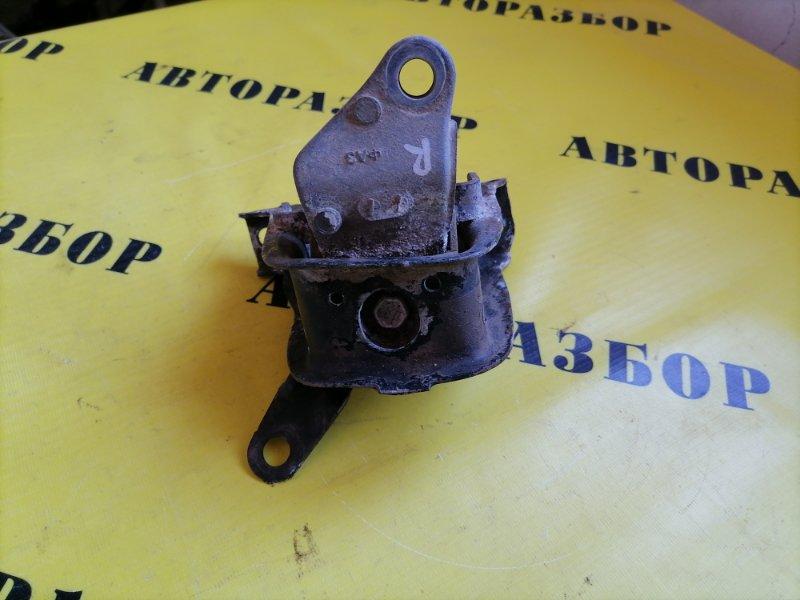 Опора двигателя правая Toyota Corolla 120 2001-2006 ХЭТЧБЕК 1.6 3ZZ-FE 110 Л/С 2006