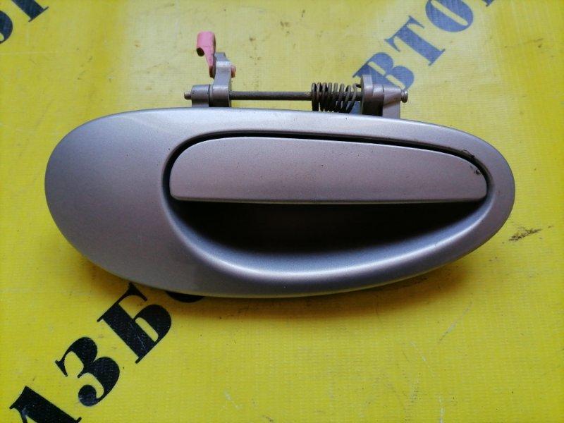 Ручка двери задней правой наружняя Volga Siber СЕДАН 2.4 143 Л/С CHRYSLER 2010