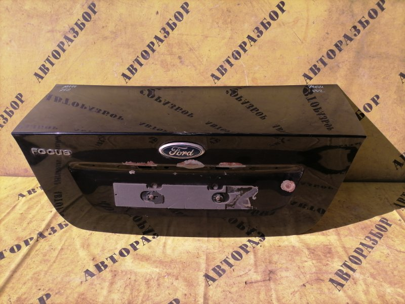 Крышка (дверь) багажника Ford Focus 2 2008-2011 СЕДАН 1.8 QQDB 125 Л/С 2008