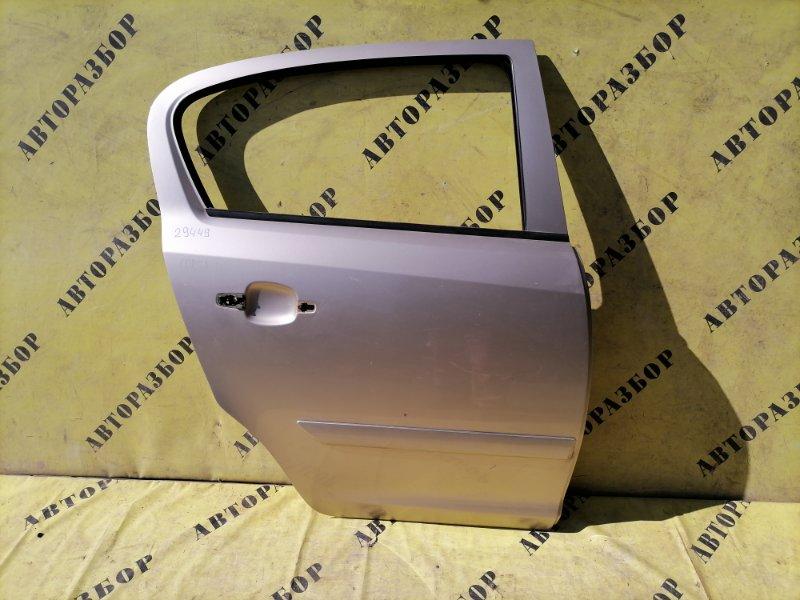 Дверь задняя правая Opel Corsa D 2006-2015 1.0 Z10XEP 2007