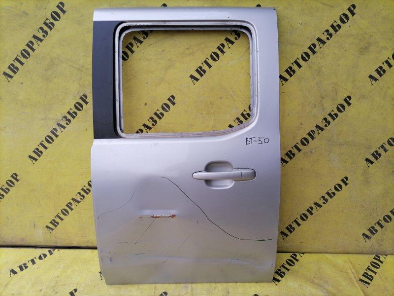 Дверь задняя левая Mazda Bt50 Bt-50 2006-2012 2.5 WL TDI 143 Л/С 2010