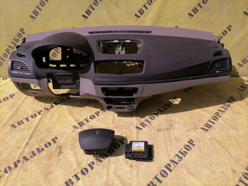 Подушки безопасности комплект Renault Megane 3 2009-2016 УНИВЕРСАЛ 1.5 K9K836 K9KJ836110 Л/С 2010