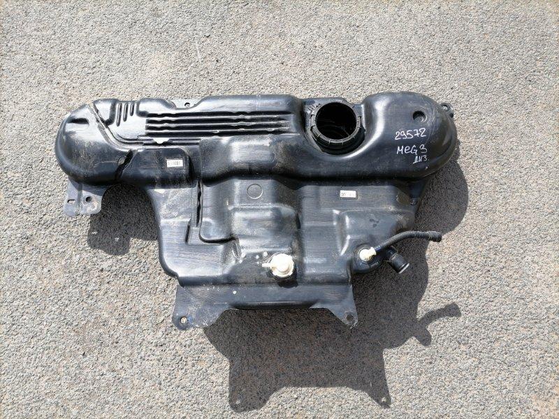 Бак топливный (бензобак) Renault Megane 3 2009-2016 УНИВЕРСАЛ 1.5 K9K836 K9KJ836110 Л/С 2010