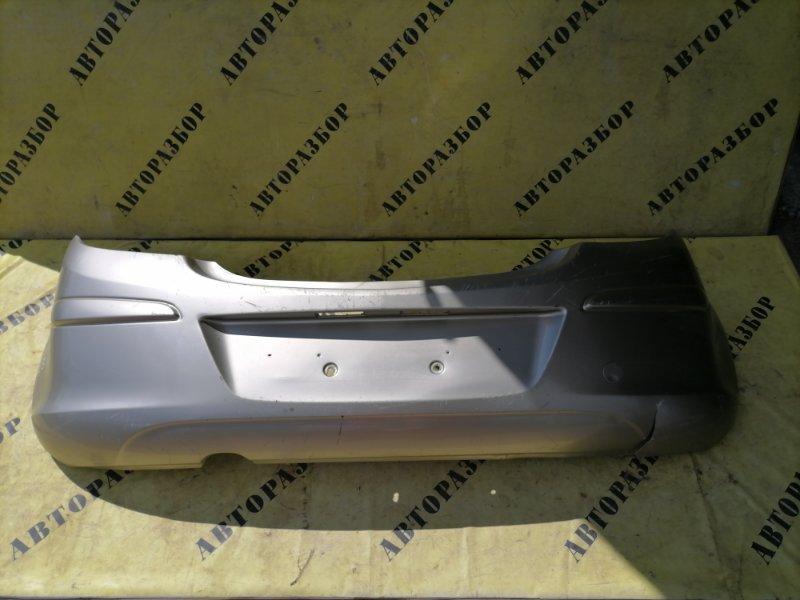 Бампер задний Opel Corsa D 2006-2015 1.0 Z10XEP 2007