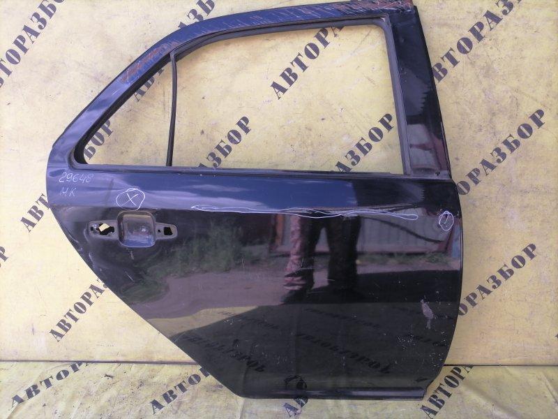 Дверь задняя правая Geely Mk 2008-2015