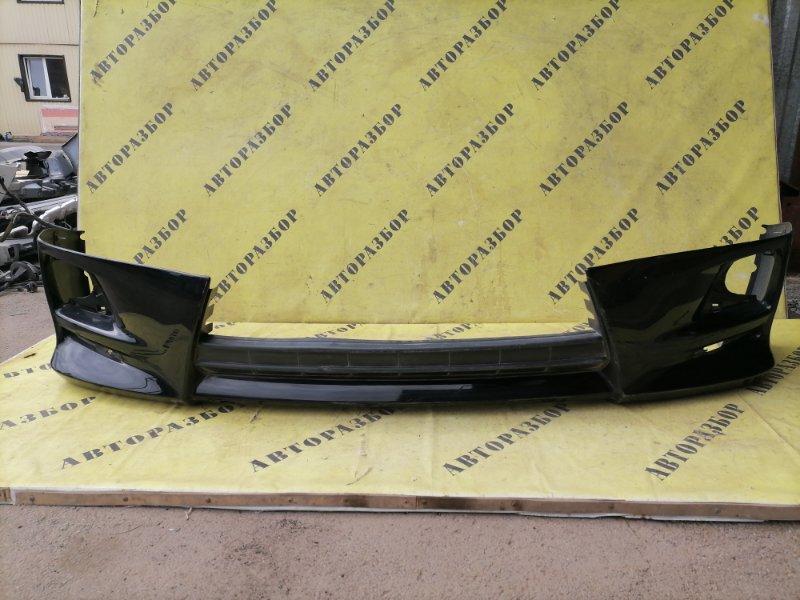 Накладка переднего бампера Lexus Lx570 2007-H.b.